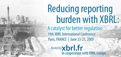 19th XBRL International Conference